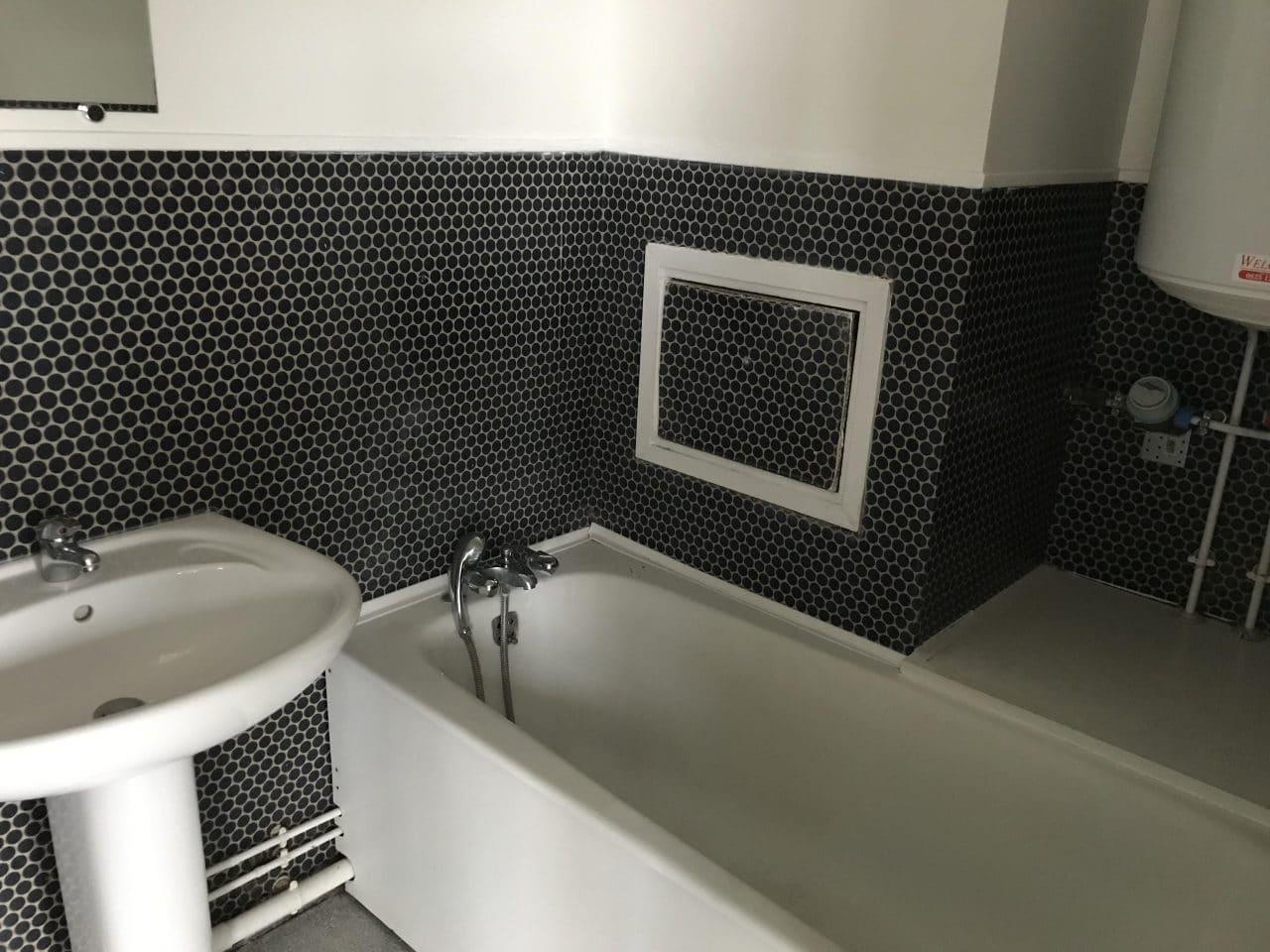 rénovation d'appartement locatif à Lille Saint-Maurice - salle de bain avant travaux
