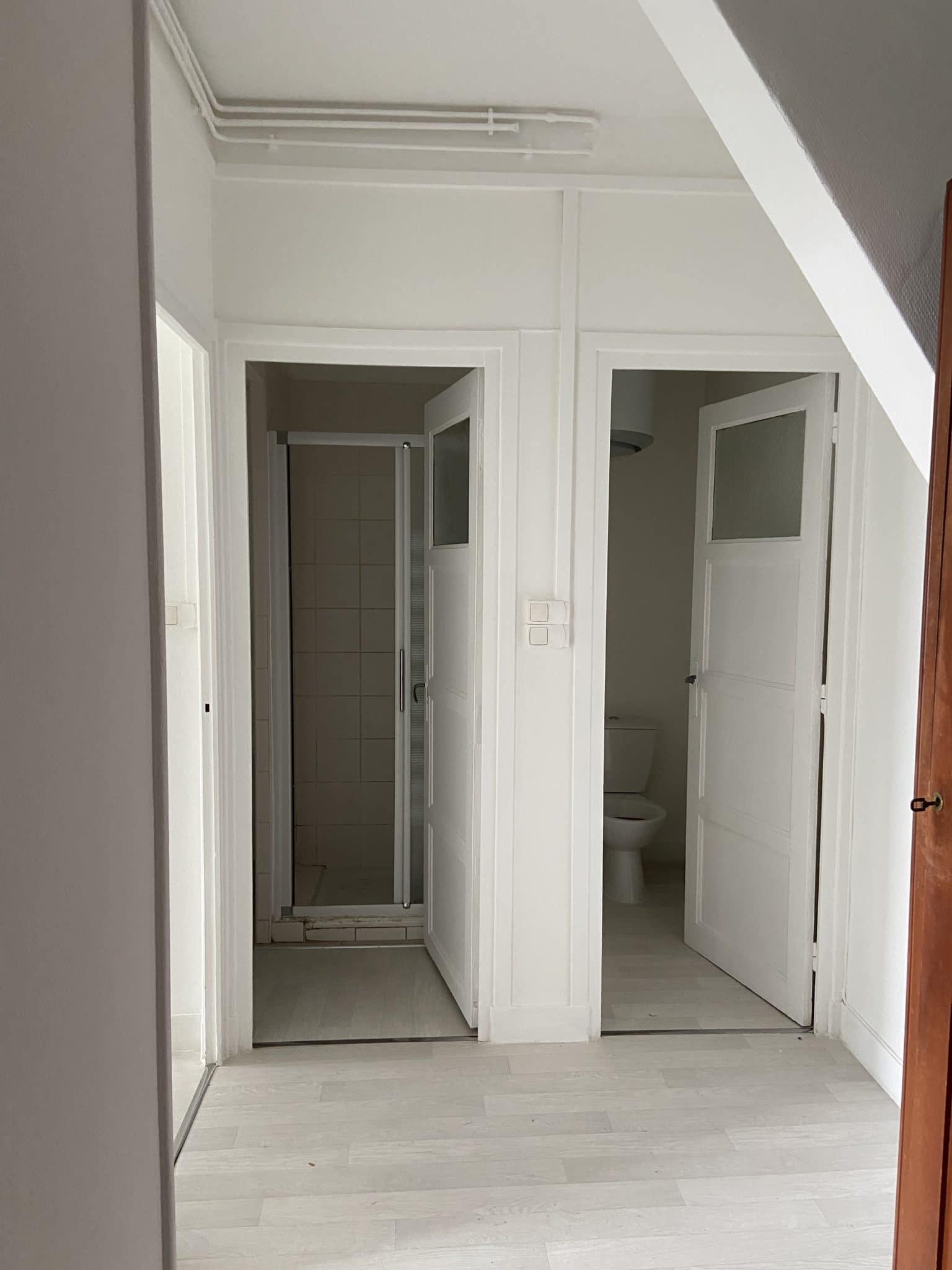 Rénovation d'un appartement locatif à Saint-Étienne (42)