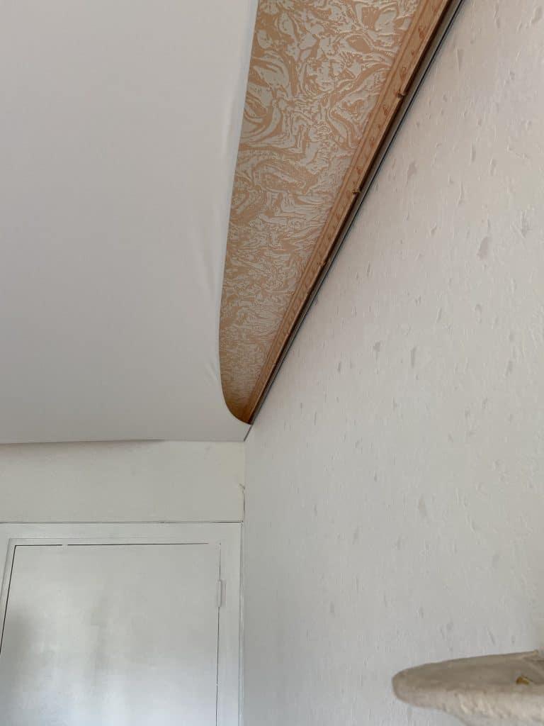 Rénovation d'un plafond à Saint-Étienne (42)