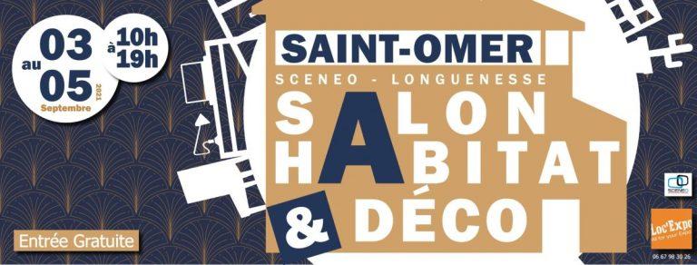 Salon Habitat & Déco Saint Omer à Longuenesse (62)
