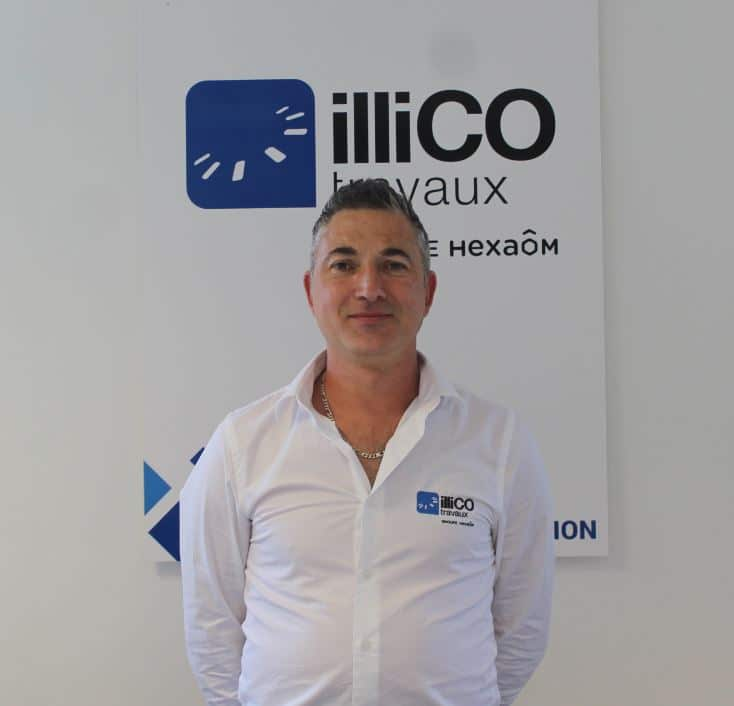 Brice Michon - illiCO travaux Béziers