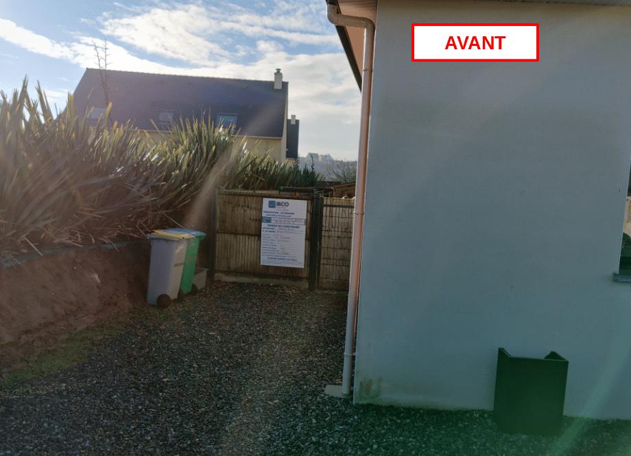 Extension de maison à Plouarzel (29)