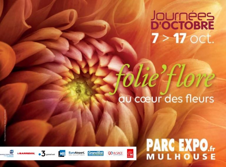 Foire Folie'Flore de Mulhouse avec illiCO travaux