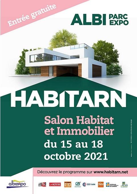 Habitarn, salon Habitat et immobilier 2021