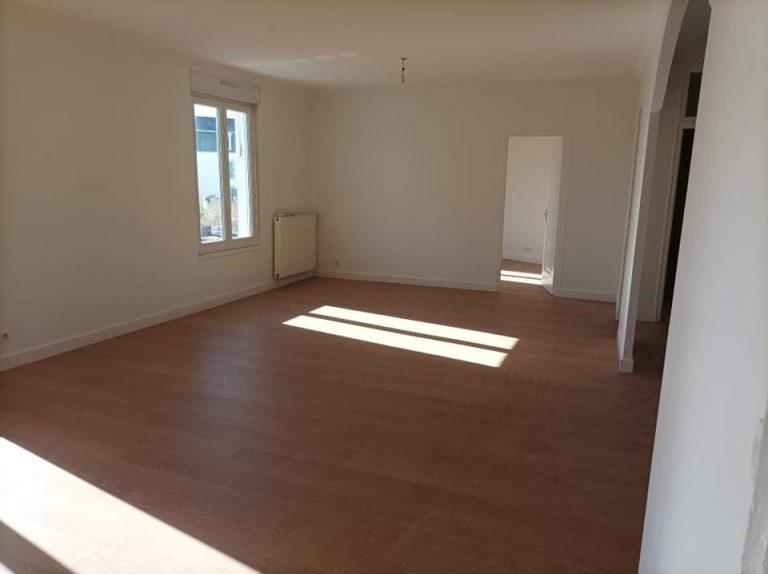 Rénovation d'un appartement locatif à Lorient (56)