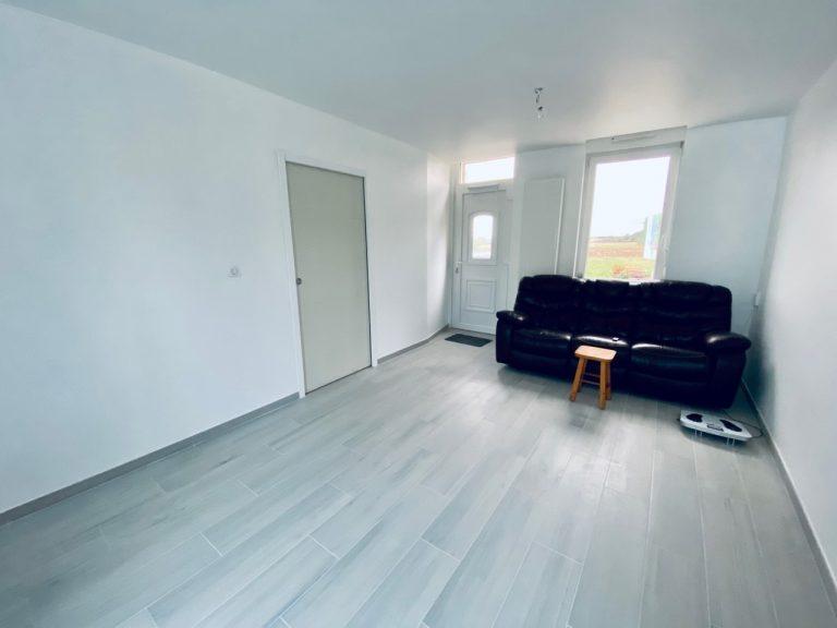 Rénovation d'une maison à Watten (59)