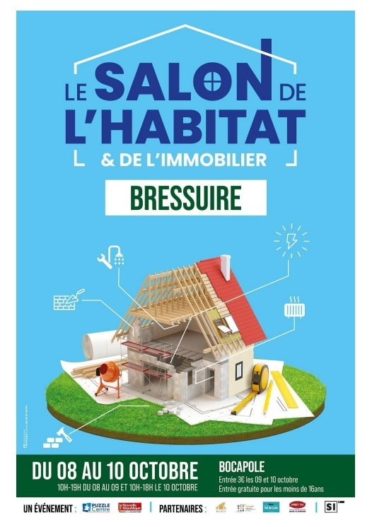 Rendez-vous au Salon de l'Habitat de Bressuire avec illiCO travaux